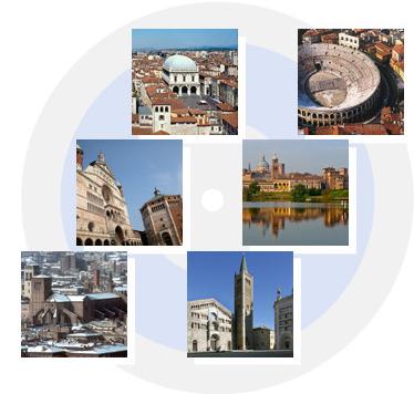Officina dei Segni si trova a Piadena (Cremona)